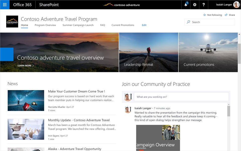 the future of sharepoint