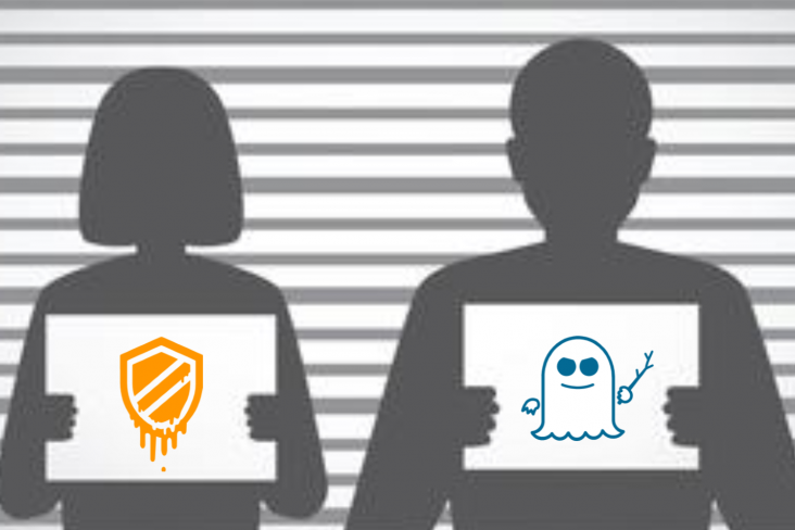 Image: Meltdown and Spectre Mug shots