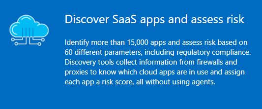 Image: Banner - Discover SaaS apps and assess risk
