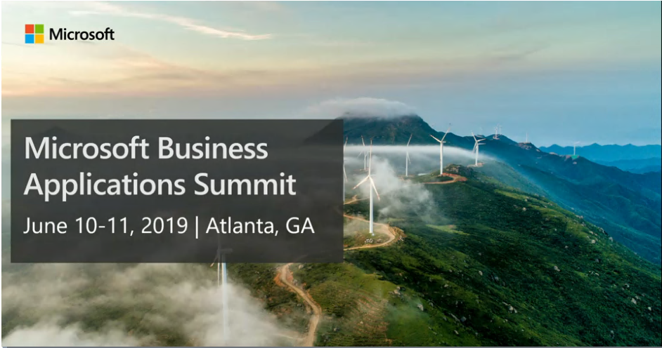 Image: PowerApps and Microsoft Business Applications Summit