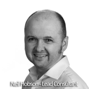 Image: Silversands Lead Consultant Neil Hobson