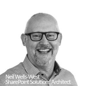 Image: SharePoint Solutions Architect, Neil Wells-West