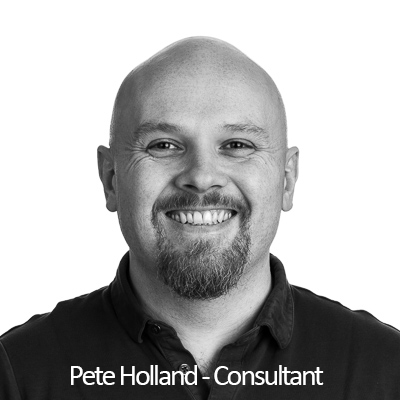 Image: Silversands Consultant Pete Holland