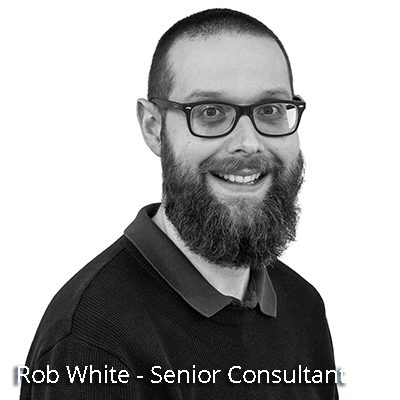 Image: Rob White, Silversands Senior Consultant