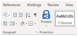 Image: Azure Information Protection protect