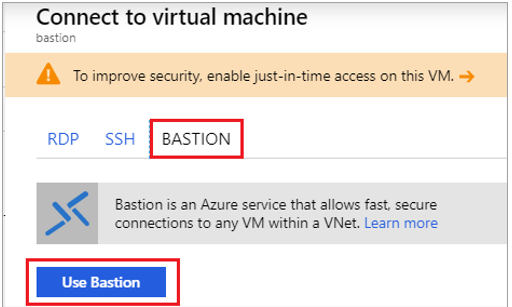 Azure Bastion: The managed remote access PaaS service