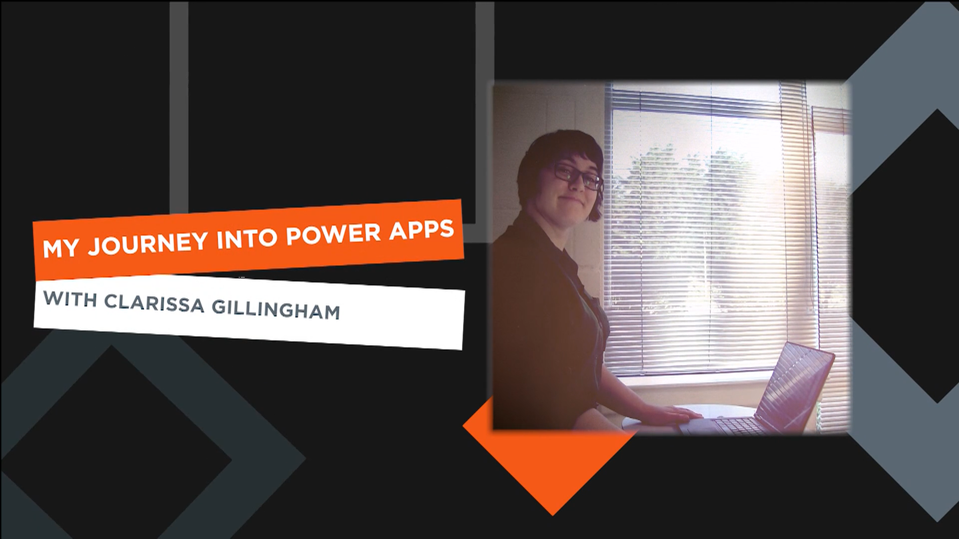 Presentation – My Journey into Power Apps – Full Version