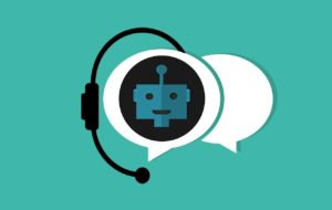 Image: Chat bot graphic