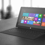 Image: Microsoft Surface black touch cover